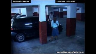 Security Cams Fuck – Security Cam In The Garage…
